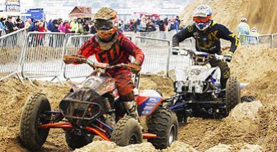 S'équiper pour les course de quad sur sable