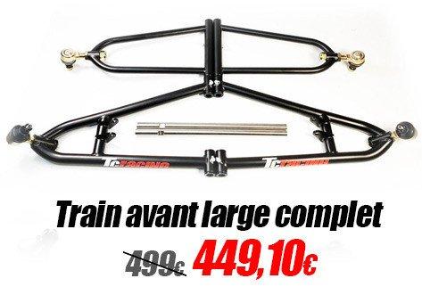 Train avant large TC RACING